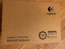 Logitech B910 HD Webcam - Brand new Sealed Box