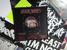 Anal Cunt Patch Grindcore GG Allin Import RAR Satan NR 6666-CBT