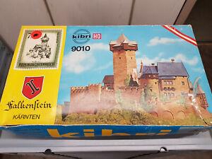Kibri Burg Falkenstein in Kärnten Modellbausatz, Spur H0 (9010)