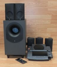 Genuine JBL (ESC550) Simply Cinema Home Theater System With BASS 550 Subwoofer!