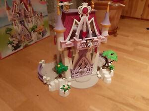 Playmobil Princess Schloß 5474 Kristallschloss Haus Gebäude OVP neuwertig