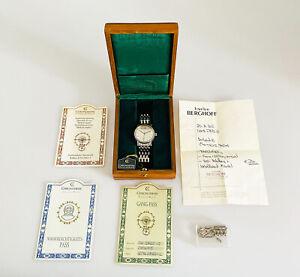 Chronoswiss Kairos Herrenarmbanduhr mit Box und Papieren Ref: CH2832K --- A06557
