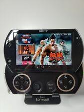 Pspgo Piano Black Handheld PSP Go Portable System