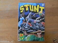 STUNT COMIC DUTCH NO 19,GOUDEN HELM, HARLEY-DAVIDSON