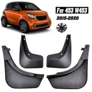 Splash Guards Mud Flaps Mudguards For Smart fortwo 453 W453 C453 A453 2015-2020