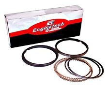 Cast Piston Rings Chevy 5.7L 350 1987-1995 Std Enginetech