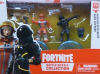 FORTNITE BATTLE ROYALE COLLECTION: MISSION SPECIALIST & DARK VOYAGER FIGURES NEW