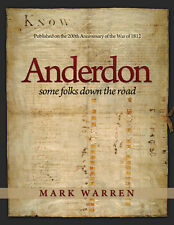 Anderdon - some folks down the road - Mark Warren