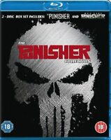 The Punisher/The Punisher - War Zona Blu-Ray Nuevo Blu-Ray (SBRP0589)
