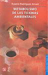 Metabolismo de las toxinas ambientales. ENVÍO URGENTE (ESPAÑA)