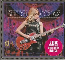 Sheryl Crow Live at Capital Theatre 2017   3 Disc Combo Deluxe DVD/CD
