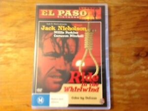 Ride In The Whirlwind (western) DVD