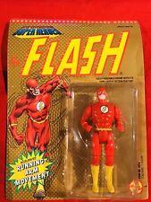 Vintage DC Comics Super Heroes Flash MOC 1990 Toy Biz