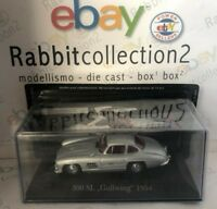 "DIE CAST "" 300 SL GULLWING - 1954 "" MERCEDES COLLECTION SCALA 1/43 (01)"