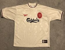 Liverpool fc retro away shirt 1996-97 season in good condition