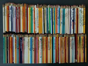 Vintage Advertising Pencils Lot , 130+ None have been sharpened.