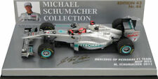Michael Schumacher Diecast Racing Cars with Unopened Box
