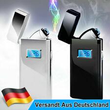 USB Elektrisch Feuerzeug Arc Plasma Lighter Lichtbogen Aufladbar Winddicht DHL