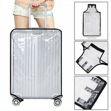 """Transparent Travel Luggage Protective Cover Protector for Suitcase Bag 18""""-30"""""""