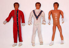3 Vintage 1970's Evel Knievel figures! Look!