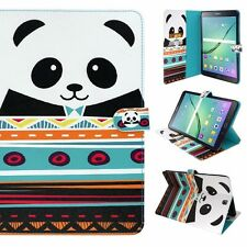 For Samsung Galaxy Tab S2 9.7-inch T815 Tablet Smart Case Stand Design Cover