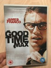 Good Time Max-James Franco Writes/Directs/Stars In(R2 DVD)Genuine UK DVD Release