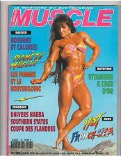 LE MONDE DU MUSCLE #108 bodybuilding magazine/LISA LORIO 2-92 (Fr)