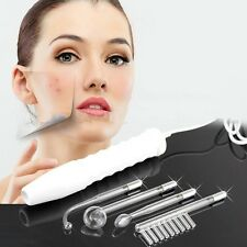 New High Frequency D'Arsonval Instrument Skin Facial Spa Salon Machine Beauty