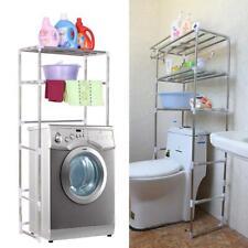 Over Toilet/Bathroom/Laundry  Storage Rack Shelf Unit Organi