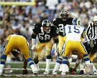 "Jack Lambert Pittsburgh Steelers Action Photo (Size: 8"" x 10"")"