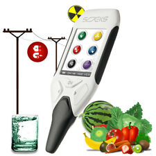 SOEKS ECOVISOR F4 Messgerät 4-in-1 Nitrat Geigerzähler Elektrosmog Wasser Tester