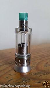 SUBTANK Mini Bell Vape cap Kein komplettverdampfer Glasklar Acryltank MOD FLAT