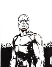 ANTHONY CACIOPPO~JACK KIRBY'S SILVER SURFER PINUP~NEW ART! Comic Art