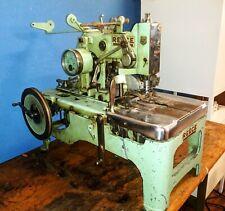New listing Reece 101 Keyhole Buttonhole Machine
