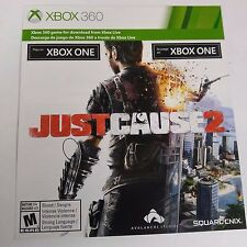 (DLC GAME DOWNLOAD) Just Cause 2 (XBOX ONE) #2107