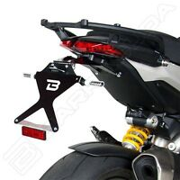 BARRACUDA KIT PORTATARGA REGOLABILE DUCATI HYPERMOTARD 821