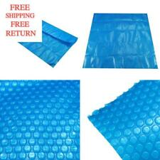 7' Spa Hot Tub Swim Pool Cover 600Îœm Thermal Solar Blanket Cover Heat Retention