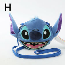 Lilo&stitch flexible card holder cover shoulder bag phone bags card bag unisex