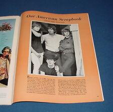 LIFE MAGAZINE OCTOBER 23 1964 THE BEATLES AMERICAN SCRAPBOOK LEONID BREZHNEV