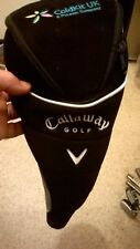 Callaway Coldkit Driver Headcover integral pencil tees & pitchmark repairer VGC