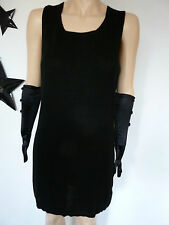 Ärmellose Damen-Pullover & -Strickware mit Rundhals-Ausschnitt aus Kaschmir