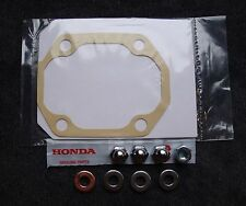 HONDA CT70 / Z50 CYLINDER HEAD NUT KIT WITH GASKET ***OEM HONDA***