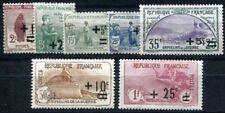 FRANKREICH 1922 144-150 ** POSTFRISCH TADELLOS Yvert 162-168 180€(I2162