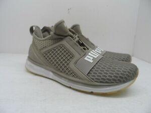 Puma Men's Ignite Limitless Athletic Shoes Vintage Khaki Size 9M