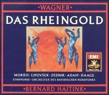 Richard Wagner: Das Rheingold (Part 1 of The Ring Of The Nibelungen) 1989 DDD