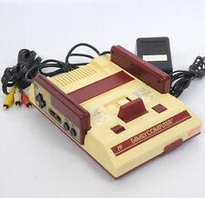 AV Famicom Console System HVC-001 Nintendo FC Game Tested Ref H12467101
