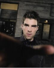 ZACHARY QUINTO HEROES AUTOGRAPHED PHOTO SIGNED 8X10 #2 SYLAR