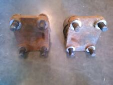 Engine/Trans mounts and trans brkts for Vovo Truck 12002-3221,12002-3222