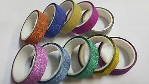 Colourful Strong Adhesive Packing Tape for Gifts/Parcel With Plain Design