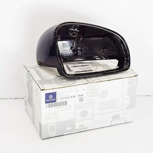 MERCEDES-BENZ SL R231 Front Right Door Mirror Frame A23181018009040 NEW GENUINE